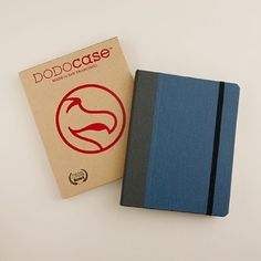 Dodocase / J.Crew for iPad 2: Available in navy or grey with contrasting binding. $79.95 #Dodocase_JCrew #iPad_2