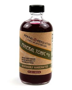 New in the Shop: Mineral Tonic no. 11
