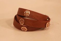 Brown and Gold Warp Bracelet from Southern Jewelry Auctions on Facebook