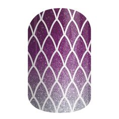 Damsel In Distress | Jamberry - Used as a full mani or an accent nail, this sparkle wrap is sure to make a statement.