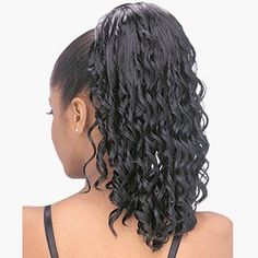 DrawString Ponytail, Illinois Girl by Freetress. $9.99. Freetress. Drawstring Ponytails. Hair Pieces. Looking great is easy!   This easy to use ponytail attaches with two combs and a drawstring.   Synthetic hair.   Due to health regulations there are no returns or exchanges on this item.