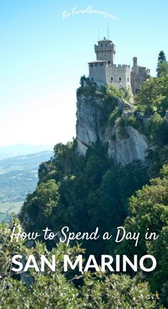 Tips on visiting San Marino and how to get there from Bologna and Rimini