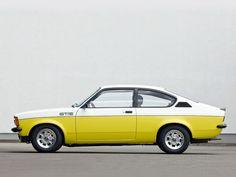 Opel kadett gt e c 1977-79
