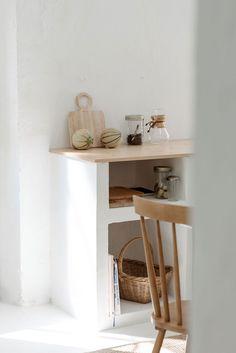 Simple And Effective Interior Home Design Solutions Best Kitchen Designs, Modern Kitchen Design, Modern Interior Design, Modern Decor, Modern Rustic, Minimalist Modern Kitchens, Minimalist Home, Country Look, Interiores Design