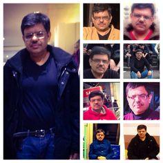 Mohnesh Kohli in different mood