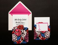 Wedding Paper Crush - Amped Up Letterpress