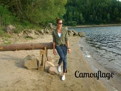 """New look """"Camouflage"""" CHECK OUT MORE ON OUR BLOG: http://smilewithstyle1.blogspot.cz/2013/08/camouflage.html"""