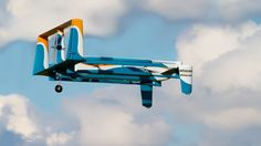 Amazon opens Prime Air Drone Lab for Tour