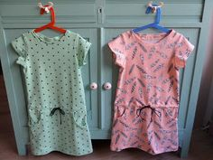 """Mooie dingen """"Made-by-Mama"""": Candy dress"""