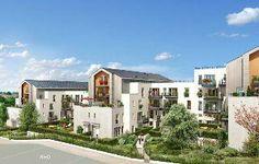 AQUA VERDE, 76, rue etienne dolet, 94230 Cachan A partir de 204 000 € #immobilier