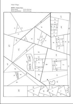 House Quilt Patterns, House Quilt Block, Paper Piecing Patterns, Quilt Blocks, Paper Machine, Paper Quilt, House Template, Foundation Paper Piecing, Barn Quilts