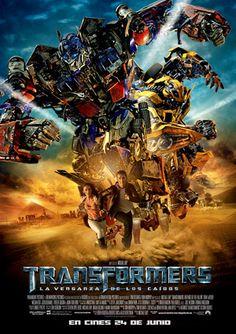 Transformers: La venganza de los caidos