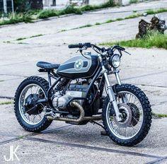BMW cafe racer Custom