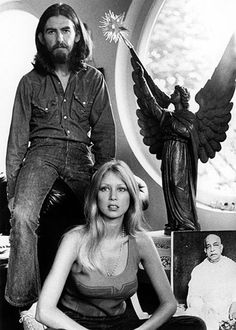Pattie Boyd: o infernal triângulo com George Harrison e Eric Clapton
