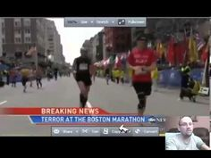 Brain Bending And Neck Breaking Evidence Boston was Staged Part I