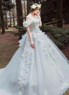 Wedding dress idea; Featured: TIGLILY