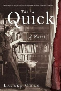 """The Quick"" by Lauren Owen. The word ""vampire"" may make you want to say ""not another one!"" but this one is different. Give it a try and be amazed."