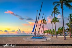 Fort Lauderdale Sailboat at Beach Park by Kim Seng on 500px