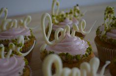 Cardamom & Pistachio Cupcakes