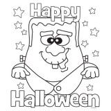 Halloween Coloring Pages: Free Printable Coloring Pages