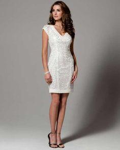 30 Vestidos para Casamento Civil p/ Noivas: Fotos de Modelos!