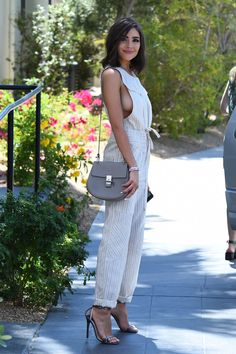 Festival #style: Olivia Culpo made a bold move trying to win the sexiest dressed award at Coachella this year