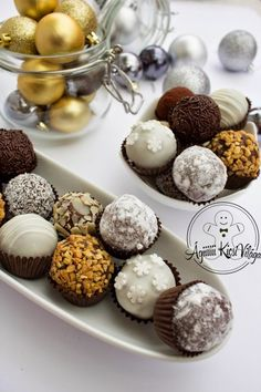 Vanilla Recipes, Easy Baking Recipes, Chocolate Recipes, Best Christmas Cookies, Christmas Desserts, Christmas Baking, Candy Recipes, Dessert Recipes, Hungarian Desserts