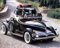 Cars 1931 Auburn Model 8 98A Custom Speedster Custom Cabriolet Rvl Fvl