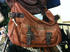 slouchy bags at St. Vincent de Paul    http://www.svdp.us/what-we-do/retail-thrift-stores/