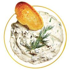 Creamy Spinach and Feta Dip