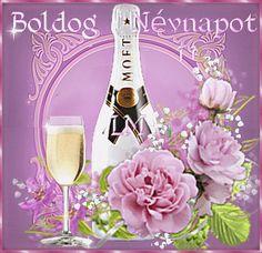 Birthday Name, Happy Birthday, Name Day, Beautiful Roses, Birthdays, Table Decorations, Saint Name Day, Happy Brithday, Anniversaries