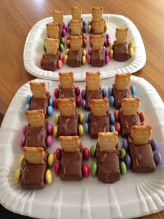 Kinder Dessert Cars Birthday Parties, Baking With Kids, Food Humor, Gingerbread Cookies, Food Art, Kids Meals, Cake Decorating, Good Food, Food And Drink