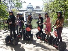 """May 2019 - """"Turning customers into friends"""": Come and enjoy with us the segway experience. We can arrange for private and family tours. C Starting at minutes. Electric Moped, Trip Advisor, Baby Strollers, Tours, Scooters, Heaven, Parties, Unique, Crystal Palace"""