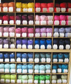 Love this yarn - colour range is great and it's affordable!