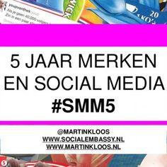 5 JAAR MERKENEN SOCIAL MEDIA #SMM5 @MARTINKLOOS WWW.SOCIALEMBASSY.NL WWW.MARTINKLOOS.NL   ADOPTIE VANSOCIAL DOOR MERKEN?   JA!  4. INVLOED OP DE RELATIE. http://slidehot.com/resources/smc070-smm5-state_of_social_media_for_web_201112.65086/