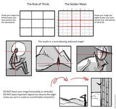 drawing Illustration tutorials how to draw animating animation reference character design reference anatomy for artists Composition! Illustrator Tutorials, Art Tutorials, Drawing Lessons, Art Lessons, Drawing Tips, Art Doodle, Comic Tutorial, Art Basics, Art Worksheets