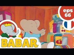 BABAR - - Le plus beau cadeau du monde Family Guy, Youtube, Cartoons, Fictional Characters, French, Beautiful Gifts, Unique Gifts, Birthday, Animated Cartoons
