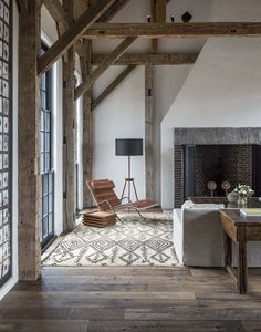 decordemon: Farmhouse-inspired residence with striking interiors in New York
