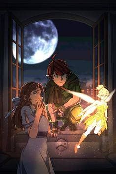 Disney movies as anime – Disney Filme als Anime – Anime Disney Princess, Disney Anime Style, Disney Fan Art, Disney Princesses, Disney Characters, Disney Cartoons, Humor Disney, Peter Pan Disney, Peter Pan Anime