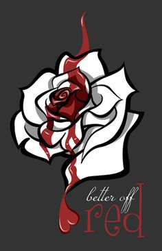 paint the roses red! Alice in Wonderland