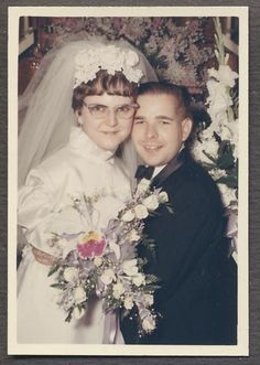 Image result for weird vintage wedding photos