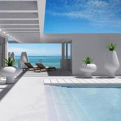 Pedregal House #luxurypool