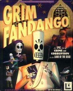 Image result for grim fandango