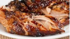 Crockpot Brown Sugar Balsamic Glazed Pork Tenderloin – WW Recipes & Tips. Ww Recipes, Pork Recipes, Slow Cooker Recipes, Crockpot Recipes, Cooking Recipes, Delicious Recipes, Healthy Recipes, Crockpot Dishes, Slow Cooking