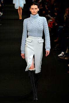 visual optimism; fashion editorials, shows, campaigns & more!: altuzarra F/W 2015.16 new york