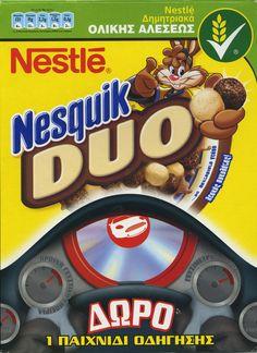 Nesquik Duo ©2008 Nestlé S.A. Greece