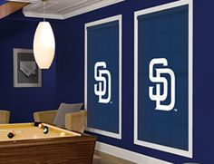 Sports Window Blinds Ultimate Collection Of Collegiate