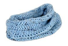 Crocheted Convertible Cowl & Hood
