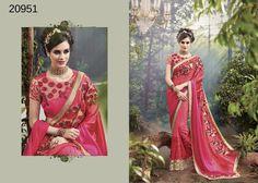 Designer Indian Sari Wedding Ethnic Dress Bollywood Pakistani Saree Partywear