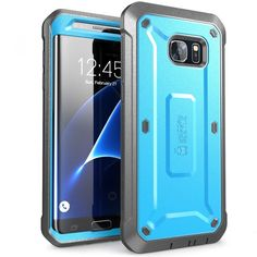 Galaxy S7 Edge Case, SUPCASE Full-body Rugged Holster Case WITHOUT Screen Protec 752454310586 | eBay
